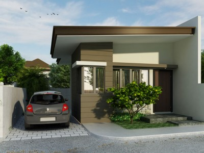 Pinoy house designs for Box type house design philippines
