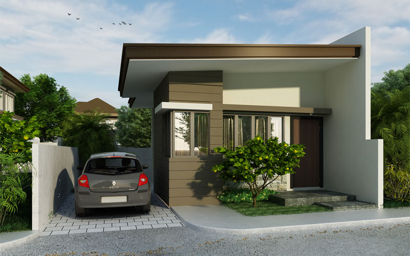 Small house design phd 2015007 pinoy house designs for Design for small houses