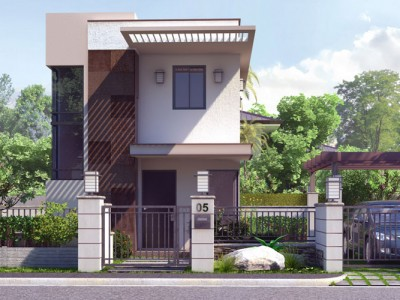 Modern small house design philippines House design