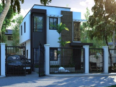 Two Story House Designs Archives Pinoy House Designsarchivepinoy