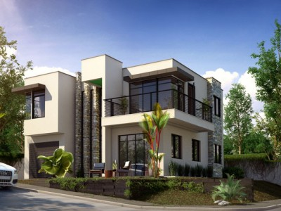 floor plan code phd 2015015 floor area 147 sqm 4 beds 2 baths - Residential Home Design