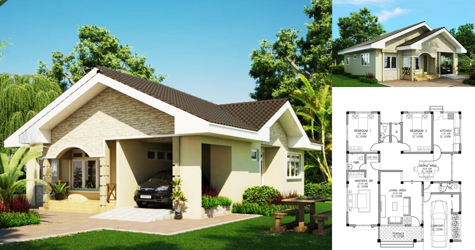 Modern House Design Phd2015017 Pinoy House Designs