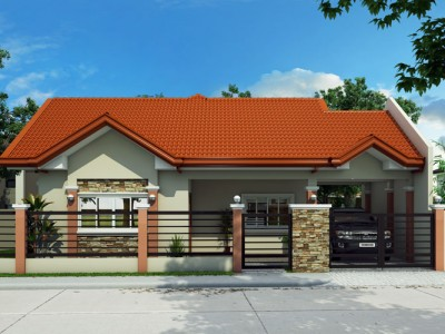 Bungalow House Designs Archives - Pinoy House DesignsArchivePinoy ...