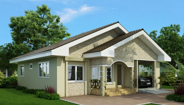 Magnifico One Storey House With Detailed Exterior That Projects The Filipino Elegance