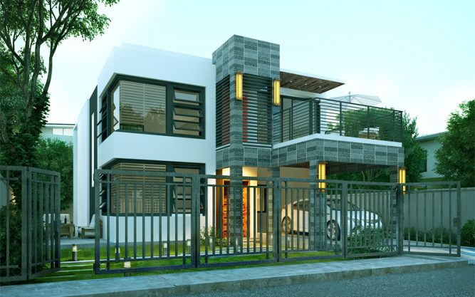 pinoy-house-design-2015020-left-view