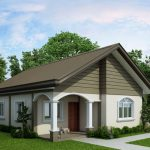 pinoy house design PHD-2015021-left-side-view