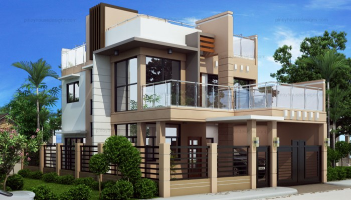 2 Storey Apartment Floor Plans Philippines 2 storey apartment floor plans philippines code 165 sqm 4 beds
