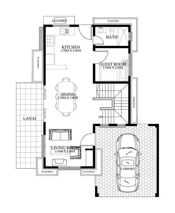 two story house design liberato - pinoy house designs