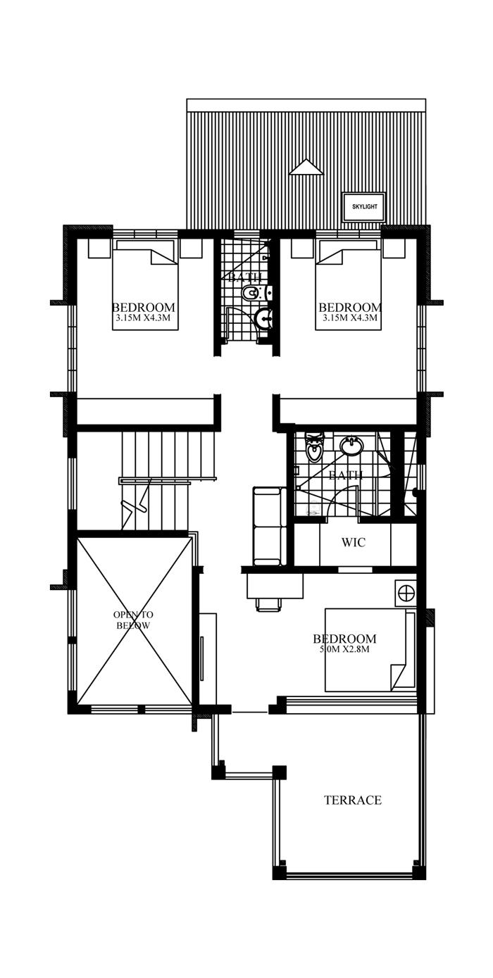 what is wic in floor plan house plans