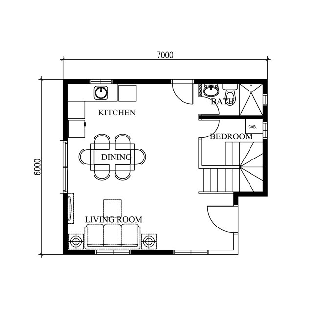 Country House Design, PHD-2015013