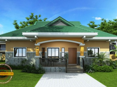 Two Story Cool House Plans Archives - Pinoy House ...