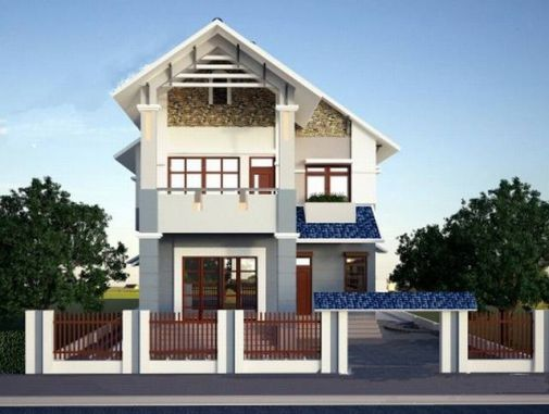 Two Storey Model House 1