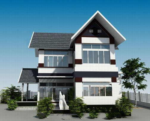 Picture of Two Storey Houses