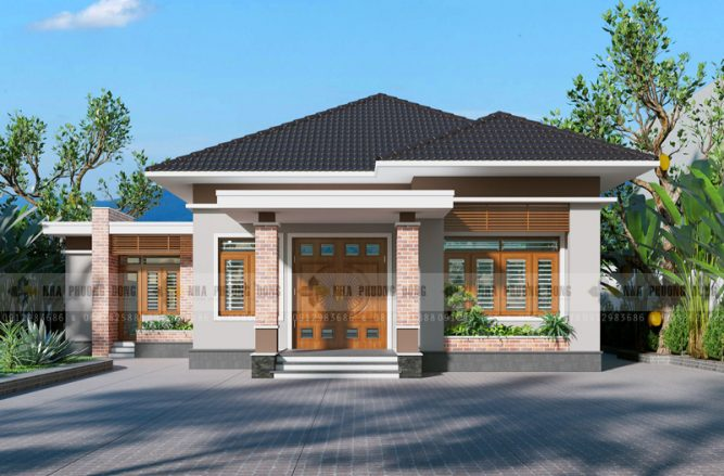 Small contemporary house design pinoy house designs for Small house designs front view