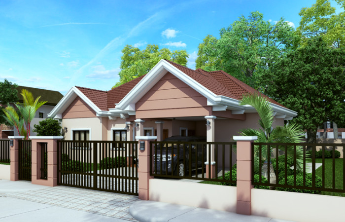 Picture of Images of Bungalow Houses in the Philippines
