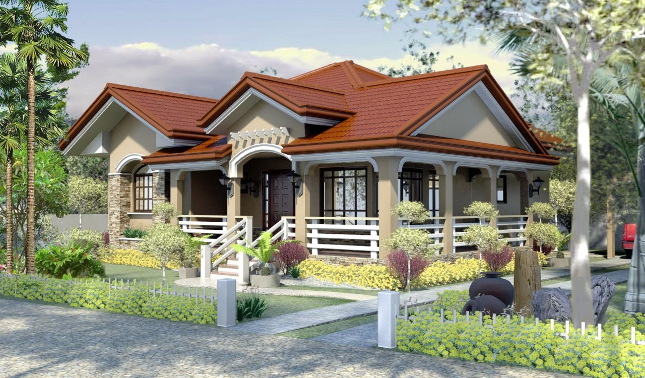images of bungalow houses in the philippines pinoy house designs rh pinoyhousedesigns com