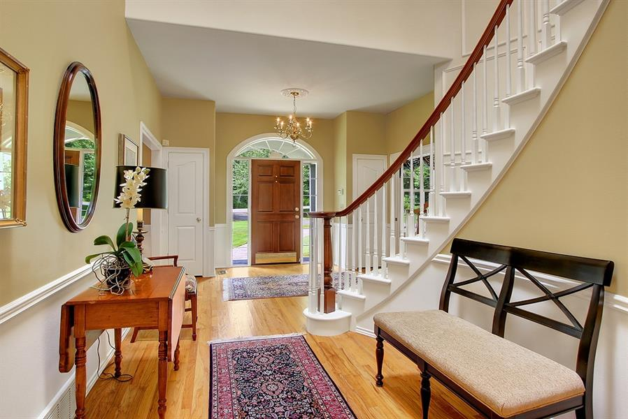 Foyer Stairs Zone : Great and amazing foyer ideas designs pinoy house