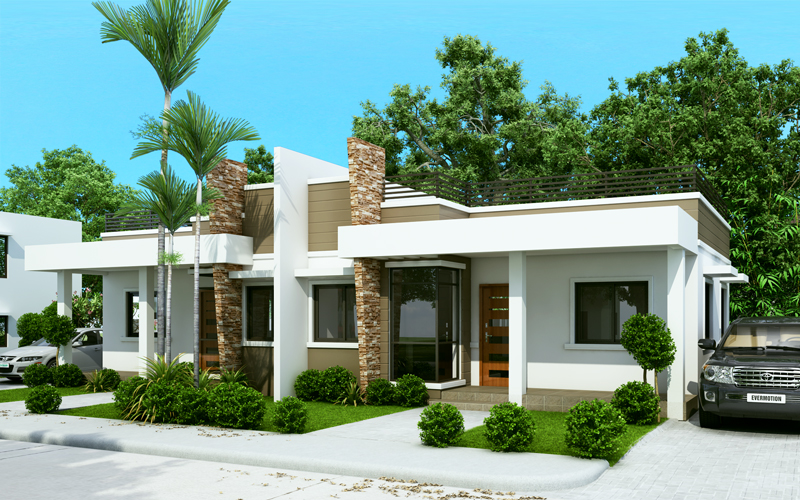 Picture of Latest Duplex House Models