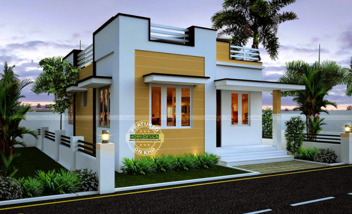 Picture of Low budget small house design