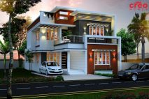 Picture of Luxury Two Story House Designs