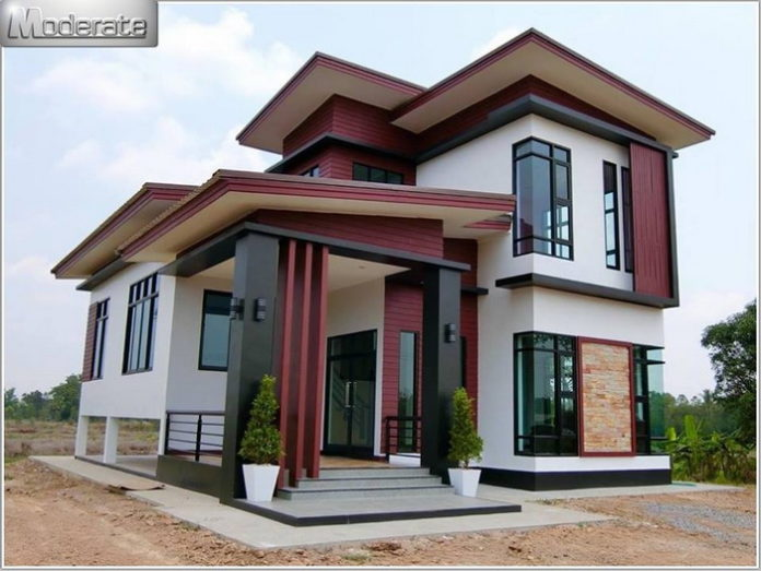 Eye catching house design great inspiration pinoy Great house designs