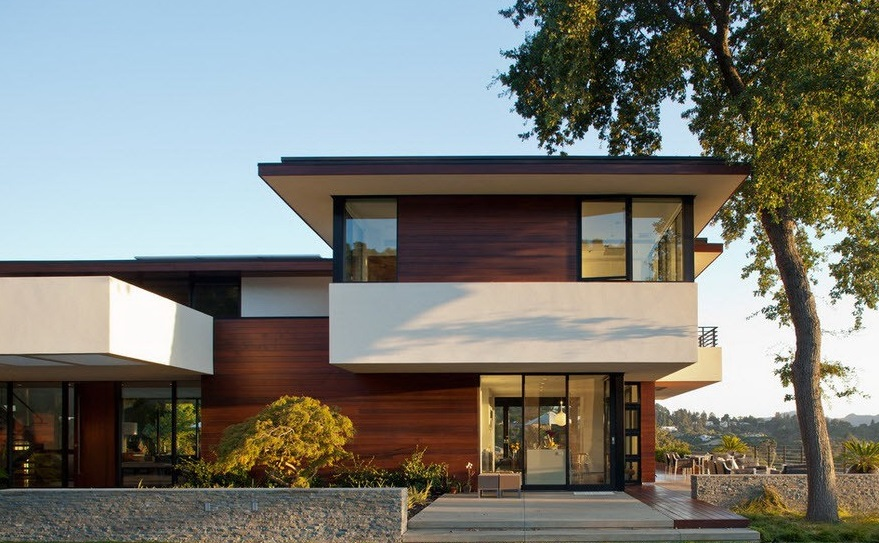 modern flat roof house plans - pinoy house designs