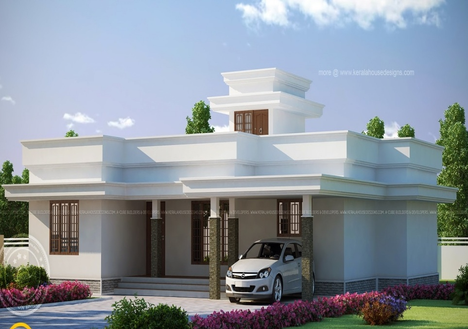 Modern Flat Roof House Plans Pinoy House Designs