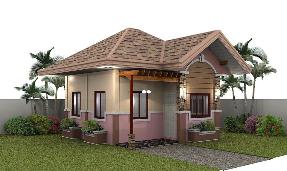 Affordable Small House Designs