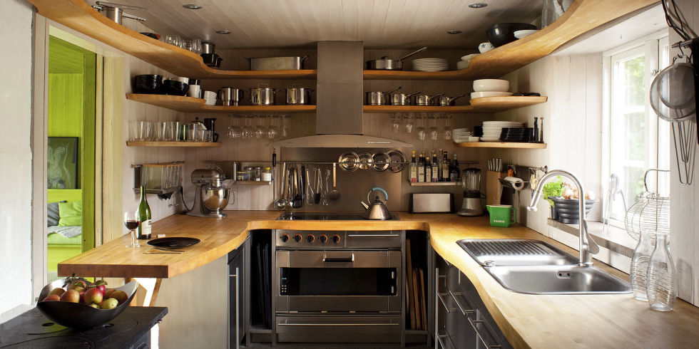 Dynamic Features - Best Small Kitchen Design - Pinoy House Designs - Pinoy House Designs