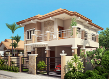 Picture of 2 Story House