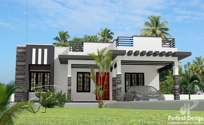 3 bedroom contemporary home design