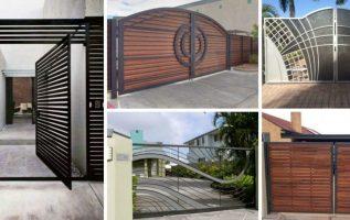 Picture of Amazing and Impressive Gate Designs