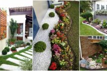 Picture of Beautiful Landscaping Ideas for Home Decoration