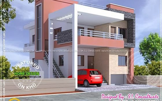 Picture of Modern Indian House Design