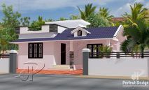 Picture of Gorgeous Two Bedroom One Story Residence with Floor Plan