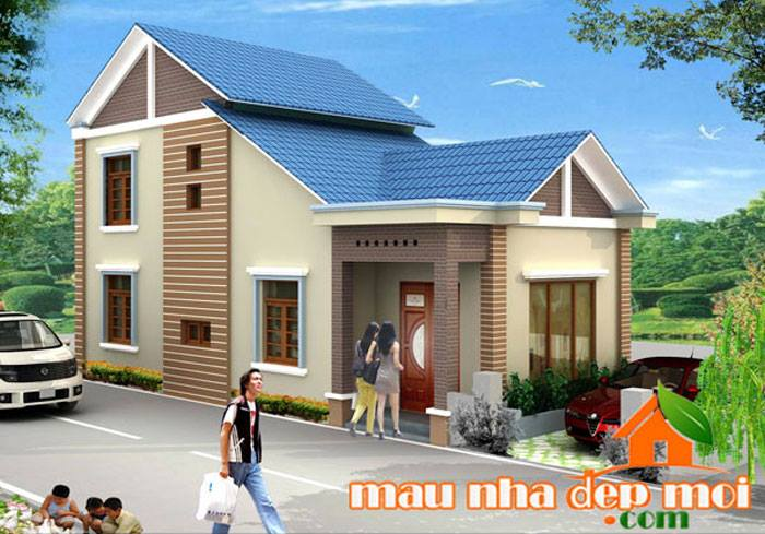 Small 2 Bedroom Mezzanine House In 65 M Lot Pinoy House Designs