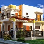 Picture of Stylish Two Storey Small Houses with Three Bedrooms