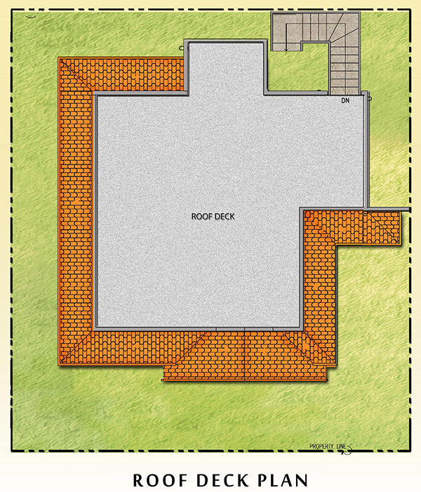 woodville molave sm roof deck floor plan pinoy house designs pinoy house designs. Black Bedroom Furniture Sets. Home Design Ideas