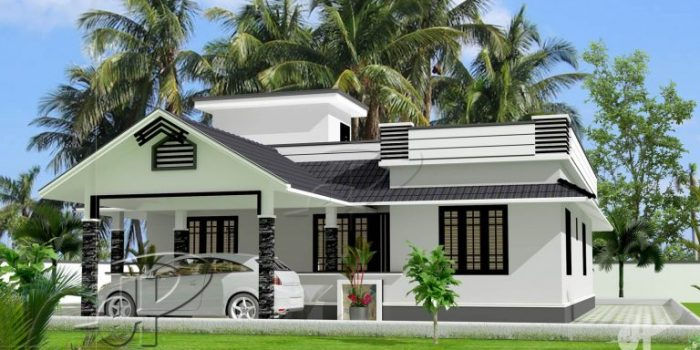 Picture of Classy 3-bedroom Single Story Home with Roof Deck