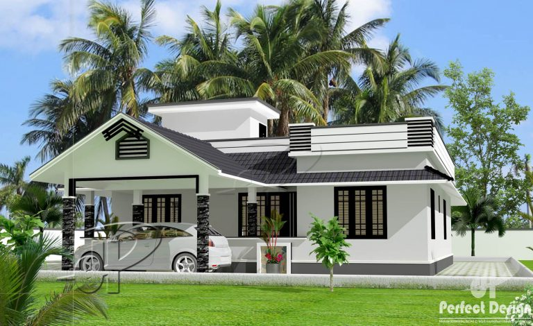 Classy 3 Bedroom Single Story Home With Roof Deck Pinoy House Designs Pinoy House Designs