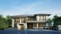 Picture of Luxury 5 Bedroom Two Story House Design