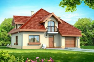 Picture of Fascinating Contemporary 3 Bedroom Residence with Plans and Elevations