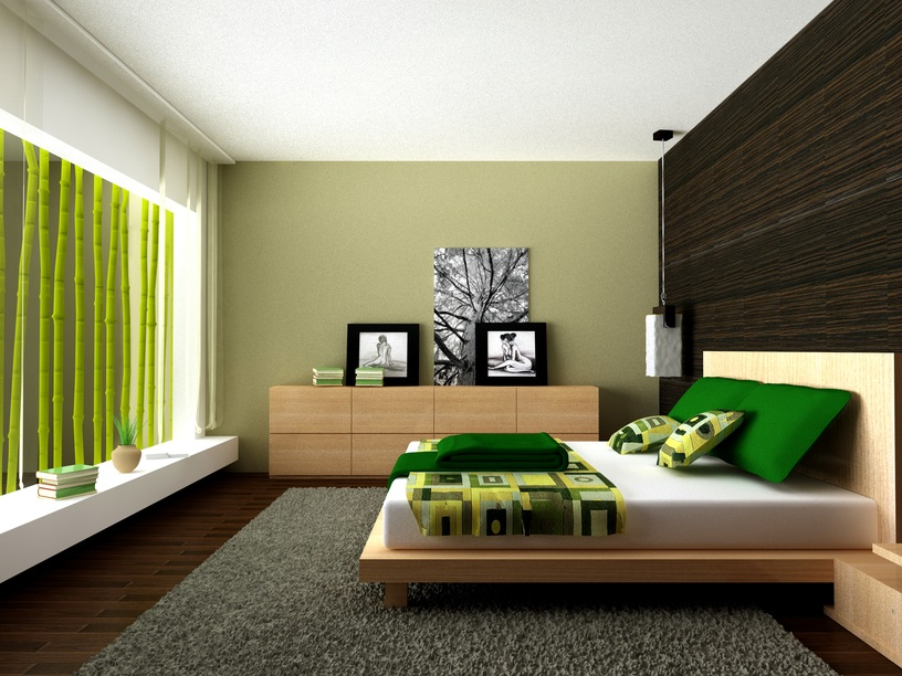 Picture of Brilliant Bedroom Concepts: Comfort and Expressions