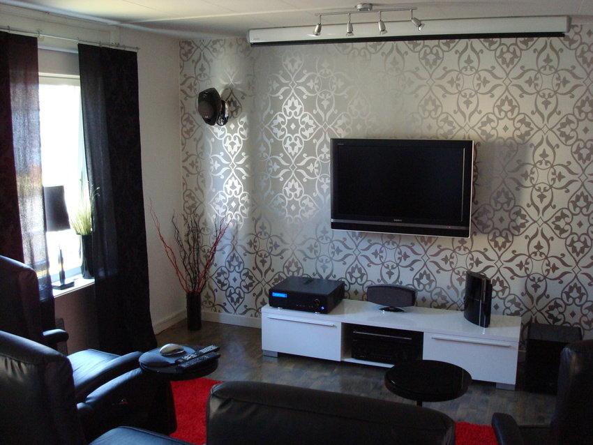 Splendid Concepts Of Living Room And Tv Entertainment - Pinoy