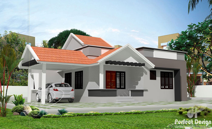 Elevated 3 Bedroom With Roof Deck Pinoy House Designs Pinoy