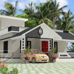 Picture of Single Story Contemporary House Design