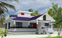 Picture of Captivating Modern Three Bedroom House