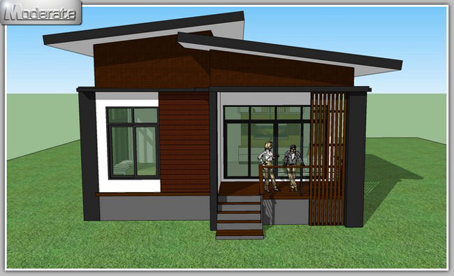 Picture of Elevated Modern Tropical House