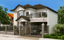 Picture of Romualdo – Elegant Filipino Expression of Contemporary House