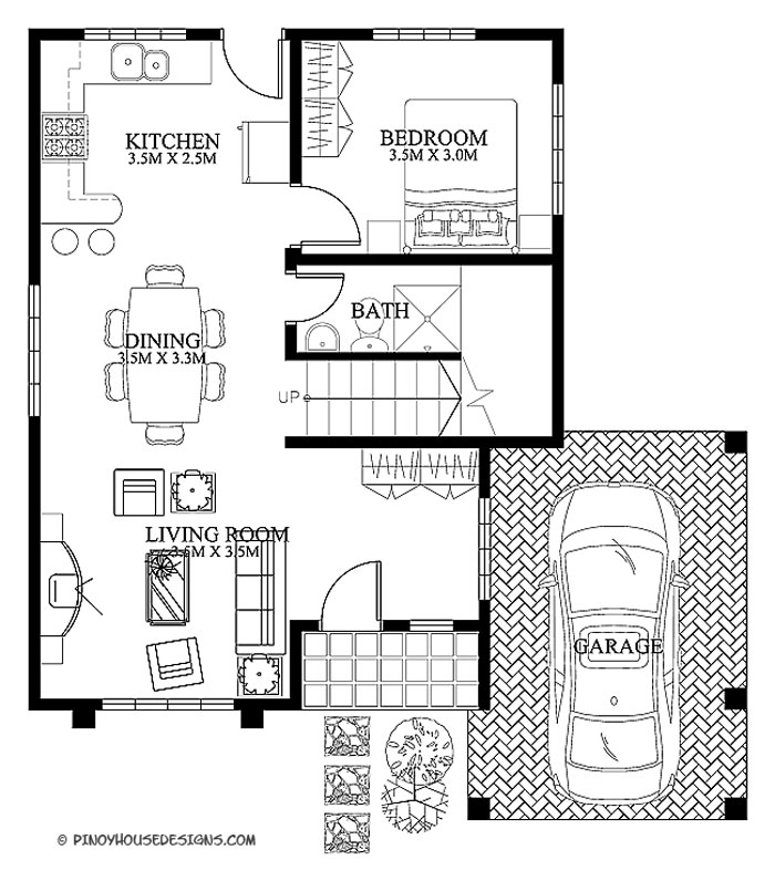 Picture of Martina – Stunning Two Story 4-Bedroom Contemporary House